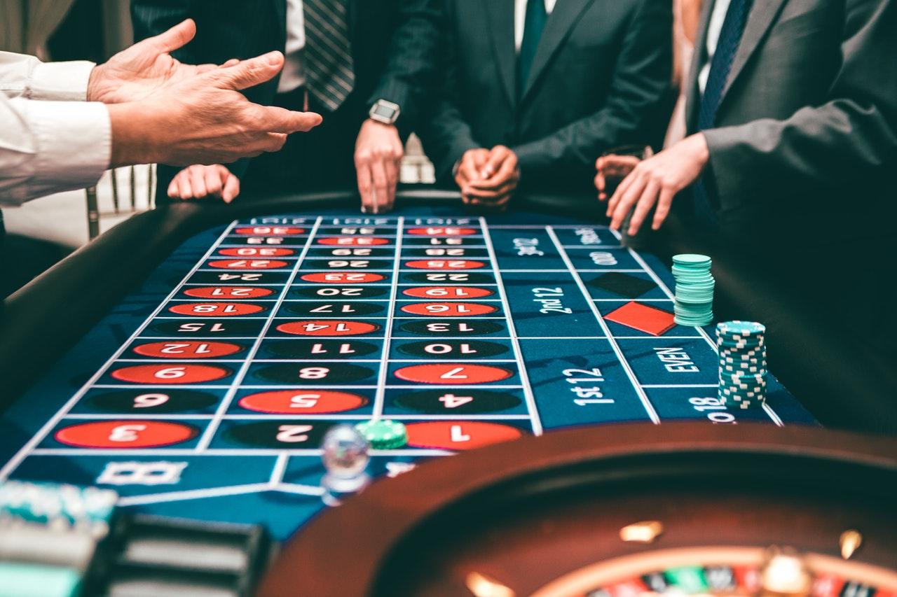 Casino slot races