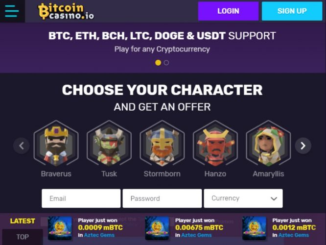 Online bitcoin roulette test