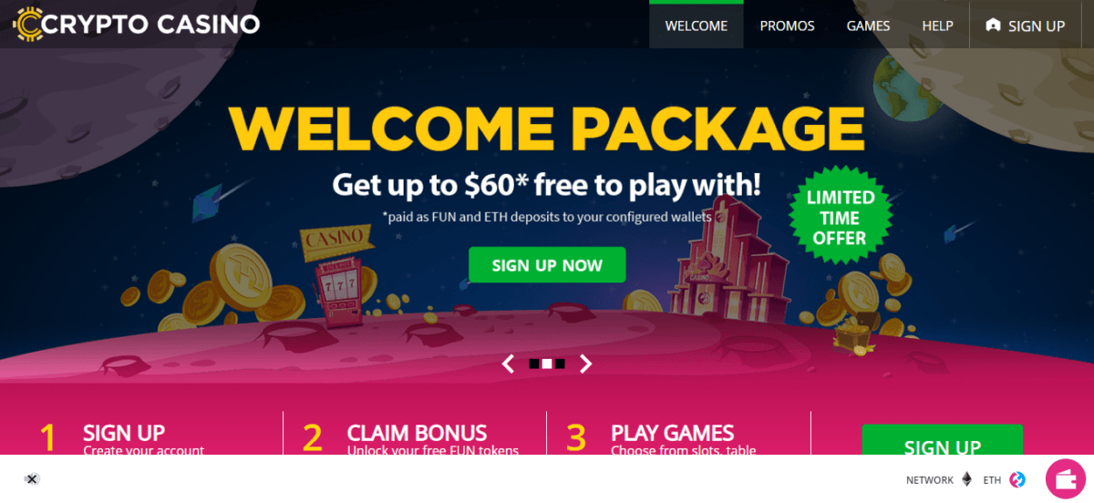 Online bitcoin casino games russian
